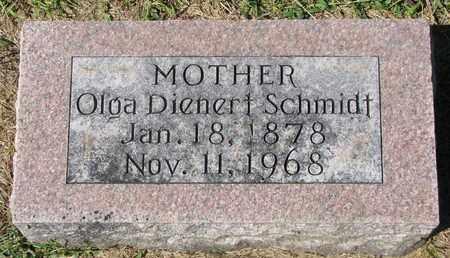 SCHMIDT, OLGA - Cuming County, Nebraska | OLGA SCHMIDT - Nebraska Gravestone Photos