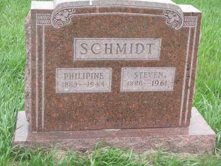 SCHMIDT, STEVEN - Cuming County, Nebraska | STEVEN SCHMIDT - Nebraska Gravestone Photos