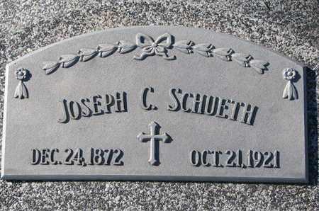 SCHUETH, JOSEPH C. #2 - Cuming County, Nebraska | JOSEPH C. #2 SCHUETH - Nebraska Gravestone Photos