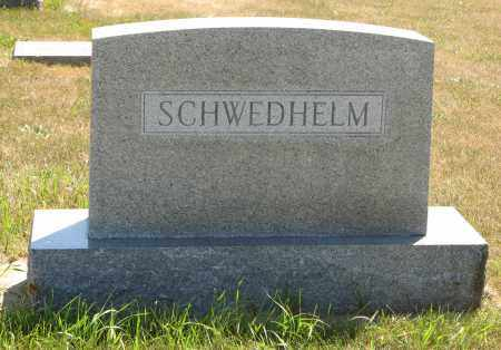 SCHWEDHELM, (FAMILY MONUMENT) - Cuming County, Nebraska   (FAMILY MONUMENT) SCHWEDHELM - Nebraska Gravestone Photos