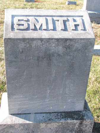 SMITH, ADELINE - Cuming County, Nebraska | ADELINE SMITH - Nebraska Gravestone Photos