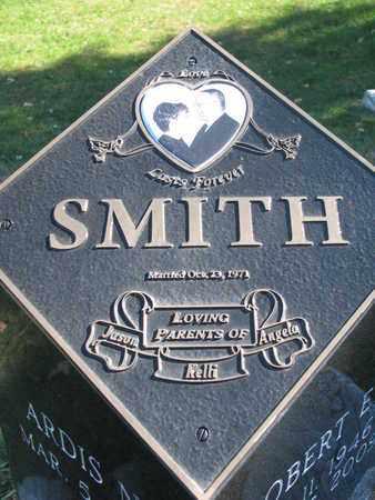 SMITH, ARDIS & ROBERT (TOP OF STONE) - Cuming County, Nebraska | ARDIS & ROBERT (TOP OF STONE) SMITH - Nebraska Gravestone Photos