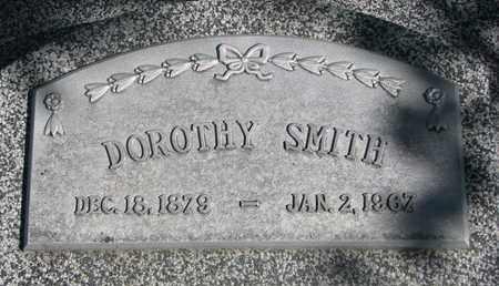 SMITH, DOROTHY - Cuming County, Nebraska | DOROTHY SMITH - Nebraska Gravestone Photos