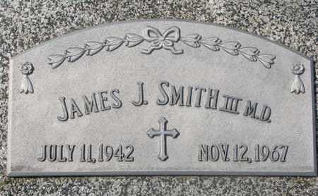 SMITH, JAMES J. III (M.D.) - Cuming County, Nebraska | JAMES J. III (M.D.) SMITH - Nebraska Gravestone Photos