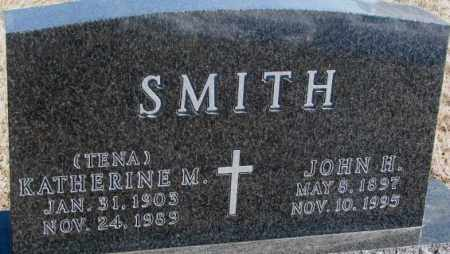 SMITH, JOHN H. - Cuming County, Nebraska | JOHN H. SMITH - Nebraska Gravestone Photos