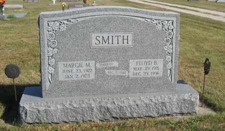SMITH, FLOYD B. - Cuming County, Nebraska | FLOYD B. SMITH - Nebraska Gravestone Photos