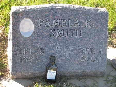 SMITH, PAMELA K. - Cuming County, Nebraska | PAMELA K. SMITH - Nebraska Gravestone Photos