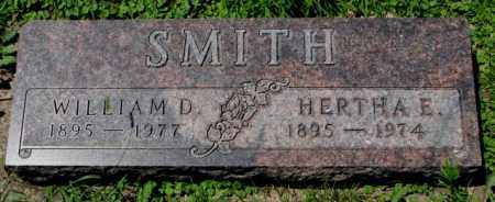 SMITH, HERTHA E. - Cuming County, Nebraska | HERTHA E. SMITH - Nebraska Gravestone Photos