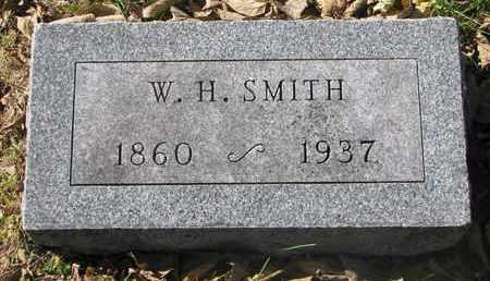 SMITH, W.H. - Cuming County, Nebraska | W.H. SMITH - Nebraska Gravestone Photos