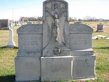STALP, MARGARETHA - Cuming County, Nebraska | MARGARETHA STALP - Nebraska Gravestone Photos