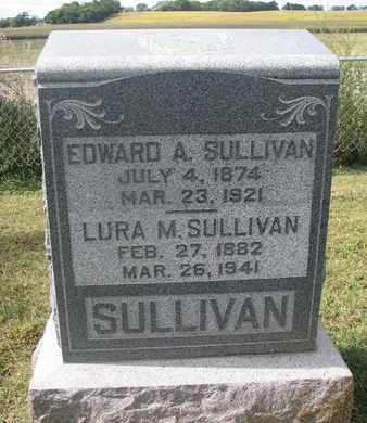 SULLIVAN, EDWARD A. - Cuming County, Nebraska | EDWARD A. SULLIVAN - Nebraska Gravestone Photos