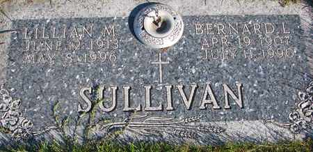SULLIVAN, LILLIAN M. - Cuming County, Nebraska   LILLIAN M. SULLIVAN - Nebraska Gravestone Photos