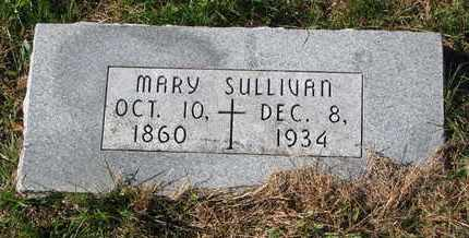 SULLIVAN, MARY - Cuming County, Nebraska   MARY SULLIVAN - Nebraska Gravestone Photos