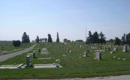 *TWO CEMETERIES, NOTES - Cuming County, Nebraska | NOTES *TWO CEMETERIES - Nebraska Gravestone Photos