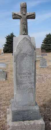 VRBA, VACLAV - Cuming County, Nebraska | VACLAV VRBA - Nebraska Gravestone Photos