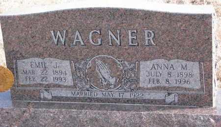 WAGNER, EMIL J. - Cuming County, Nebraska | EMIL J. WAGNER - Nebraska Gravestone Photos