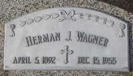 WAGNER, HERMAN J. - Cuming County, Nebraska   HERMAN J. WAGNER - Nebraska Gravestone Photos