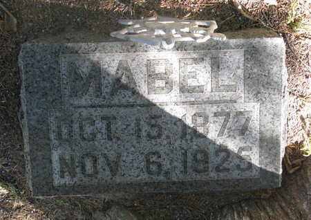 WAGNER, MABEL - Cuming County, Nebraska | MABEL WAGNER - Nebraska Gravestone Photos