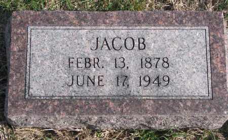 WHITE, JACOB - Cuming County, Nebraska   JACOB WHITE - Nebraska Gravestone Photos