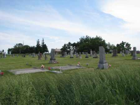 *ZION, VIEW FROM NE - Cuming County, Nebraska   VIEW FROM NE *ZION - Nebraska Gravestone Photos
