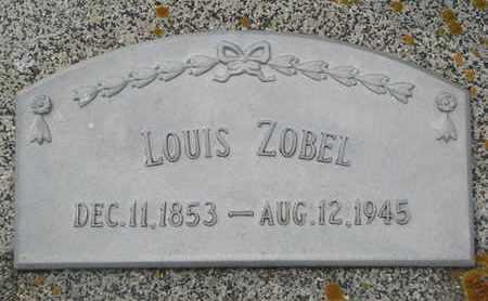 ZOBEL, LOUIS #2 - Cuming County, Nebraska | LOUIS #2 ZOBEL - Nebraska Gravestone Photos