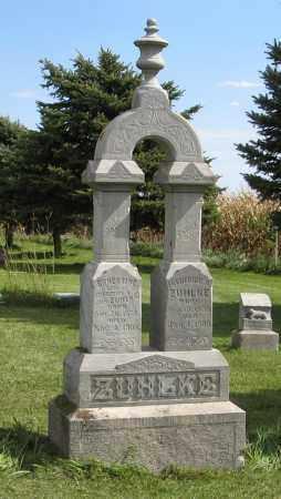 ZUHLKE, FREDERICK A. - Cuming County, Nebraska | FREDERICK A. ZUHLKE - Nebraska Gravestone Photos