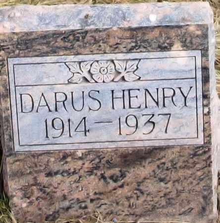 HADDIX, DARIUS HENRY - Custer County, Nebraska   DARIUS HENRY HADDIX - Nebraska Gravestone Photos