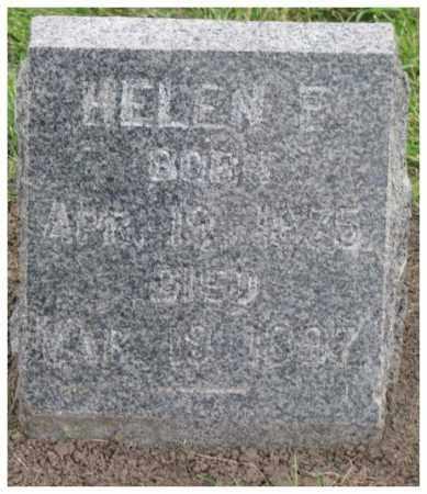 ADAIR, HELEN E. - Dakota County, Nebraska   HELEN E. ADAIR - Nebraska Gravestone Photos