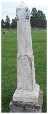 ADAIR, LIZZIE - Dakota County, Nebraska   LIZZIE ADAIR - Nebraska Gravestone Photos