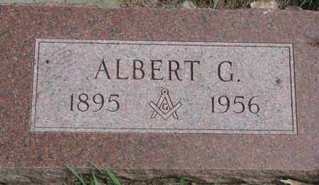 APPLETON, ALBERT G. - Dakota County, Nebraska | ALBERT G. APPLETON - Nebraska Gravestone Photos