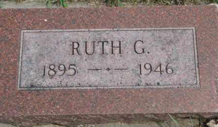 APPLETON, RUTH G. - Dakota County, Nebraska   RUTH G. APPLETON - Nebraska Gravestone Photos