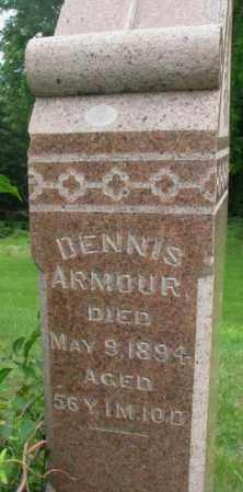 ARMOUR, DENNIS - Dakota County, Nebraska | DENNIS ARMOUR - Nebraska Gravestone Photos