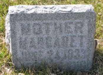 ASHFORD, MARGARET - Dakota County, Nebraska | MARGARET ASHFORD - Nebraska Gravestone Photos