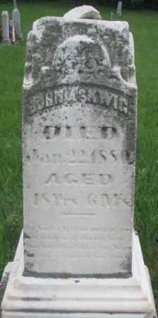 ASKWIG - OAK, JOHN - Dakota County, Nebraska | JOHN ASKWIG - OAK - Nebraska Gravestone Photos
