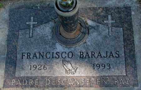 BARAJAS, FRANCISCO - Dakota County, Nebraska | FRANCISCO BARAJAS - Nebraska Gravestone Photos