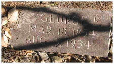 BARNES, GEORGE E. - Dakota County, Nebraska | GEORGE E. BARNES - Nebraska Gravestone Photos