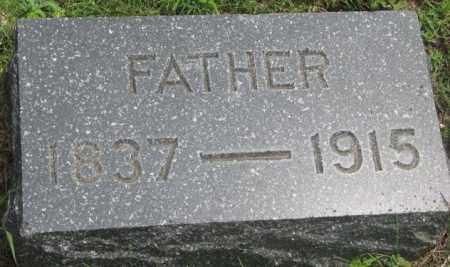 BARNETT, FATHER - Dakota County, Nebraska   FATHER BARNETT - Nebraska Gravestone Photos