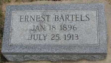 BARTELS, ERNEST - Dakota County, Nebraska | ERNEST BARTELS - Nebraska Gravestone Photos