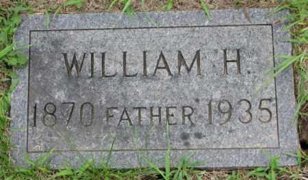 BARTELS, WILLIAM H. - Dakota County, Nebraska | WILLIAM H. BARTELS - Nebraska Gravestone Photos