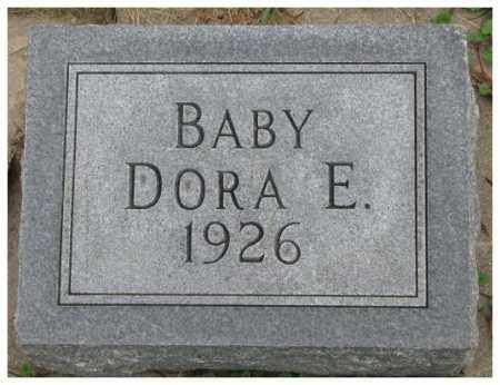 BATEMAN, DORA E. - Dakota County, Nebraska | DORA E. BATEMAN - Nebraska Gravestone Photos