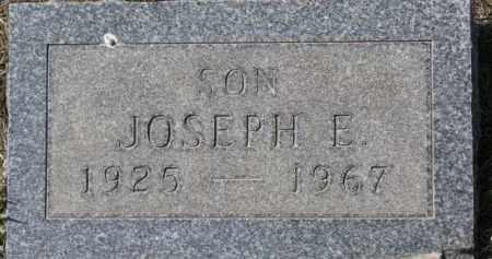 BEACOM, JOSEPH E. - Dakota County, Nebraska   JOSEPH E. BEACOM - Nebraska Gravestone Photos