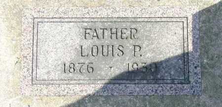 BEACOM, LOUIS P. - Dakota County, Nebraska | LOUIS P. BEACOM - Nebraska Gravestone Photos
