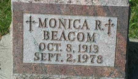 BEACOM, MONICA R. - Dakota County, Nebraska | MONICA R. BEACOM - Nebraska Gravestone Photos