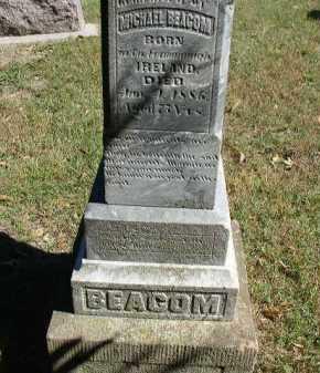 BEACOM, MICHAEL - Dakota County, Nebraska   MICHAEL BEACOM - Nebraska Gravestone Photos