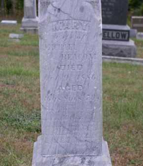 BEACOM, MARY - Dakota County, Nebraska | MARY BEACOM - Nebraska Gravestone Photos