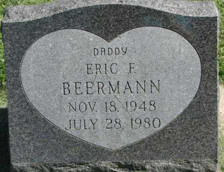 BEERMANN, ERIC F. - Dakota County, Nebraska | ERIC F. BEERMANN - Nebraska Gravestone Photos