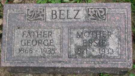 BELZ, GEORGE - Dakota County, Nebraska | GEORGE BELZ - Nebraska Gravestone Photos