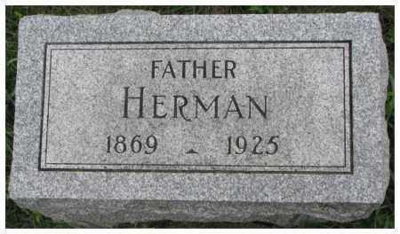 BIERMAN, HERMAN - Dakota County, Nebraska | HERMAN BIERMAN - Nebraska Gravestone Photos