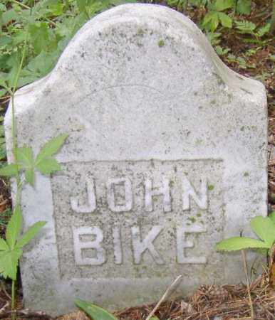 BIKE, JOHN - Dakota County, Nebraska | JOHN BIKE - Nebraska Gravestone Photos