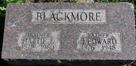BLACKMORE, HATTIE L. - Dakota County, Nebraska | HATTIE L. BLACKMORE - Nebraska Gravestone Photos